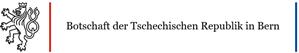 Logo Tschechische Botschaft
