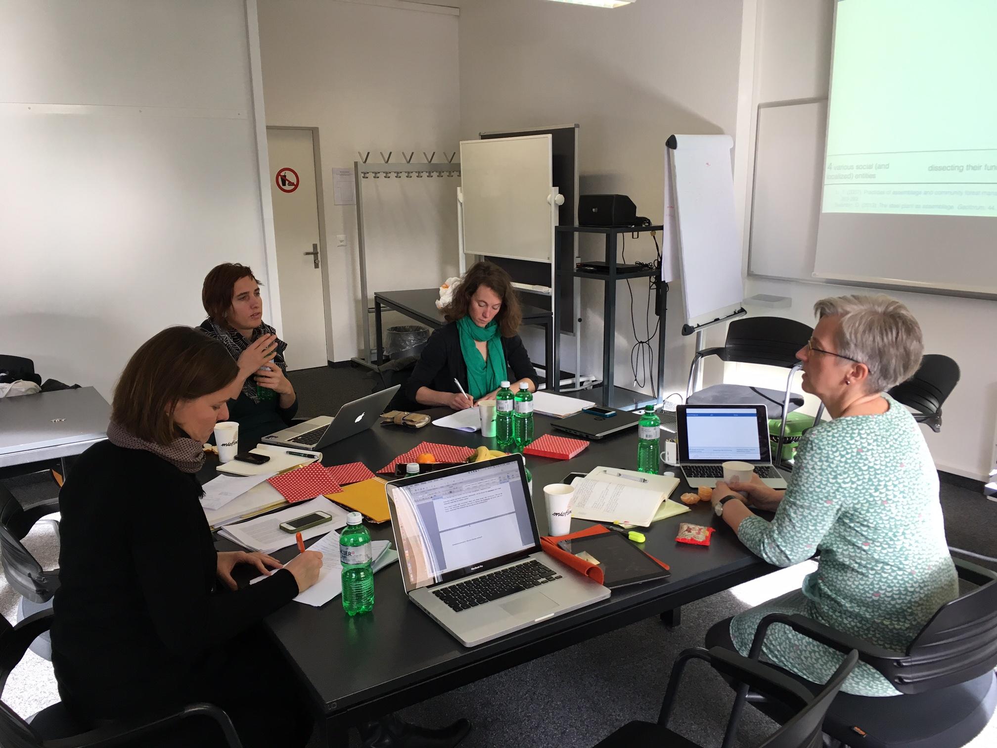 Workshop Assembling Medical Markets