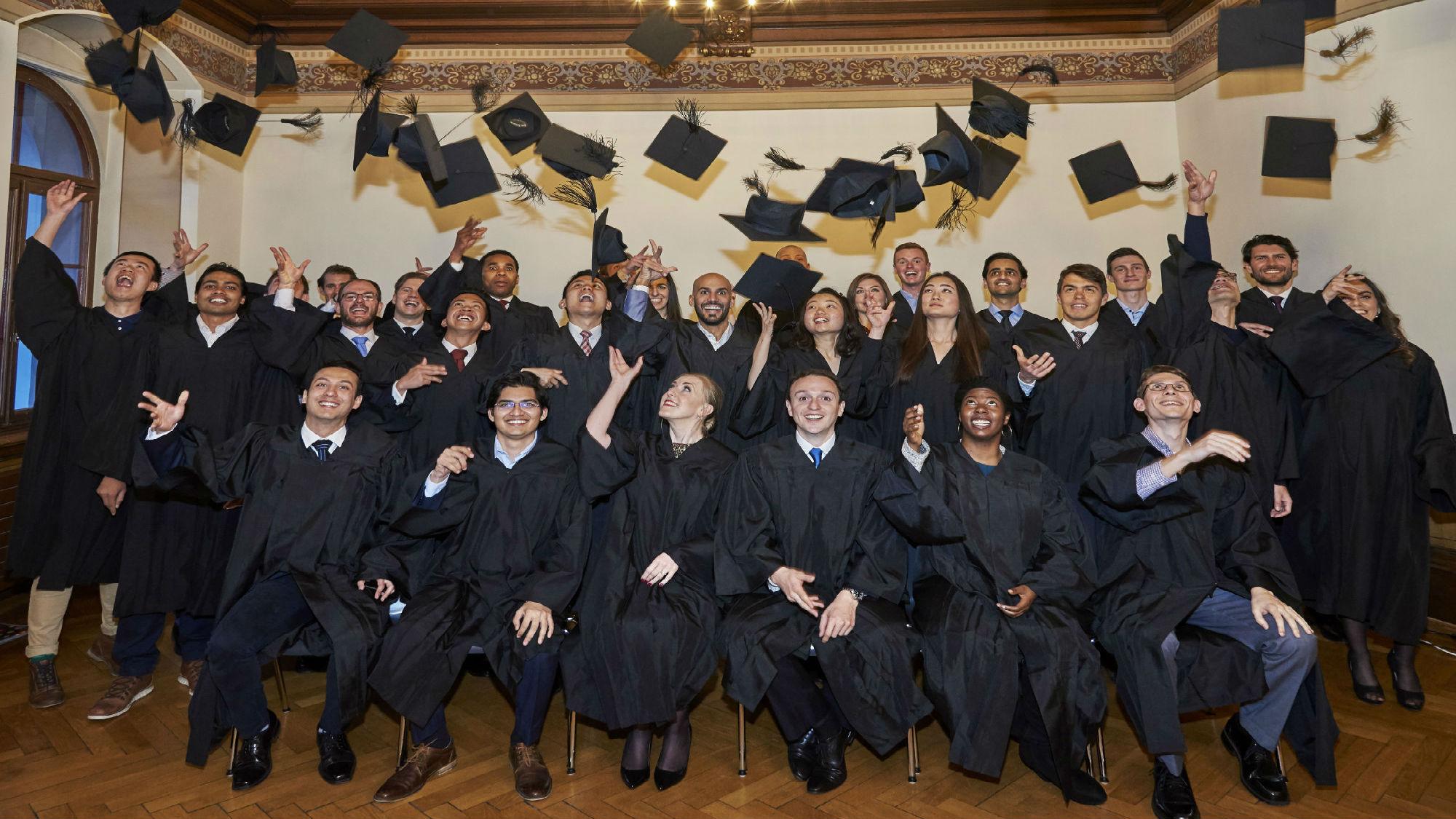 ISP Graduation
