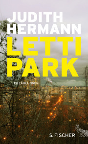 Buchcover Lettipark, Judith Hermann